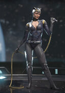 Catwoman - Midnight Mistress