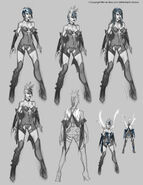 Killer Frost Concept