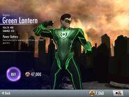 Green Lantern Regime iOS