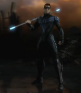 Nightwing in Archives