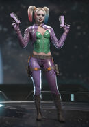 Harley - Joker's Moll