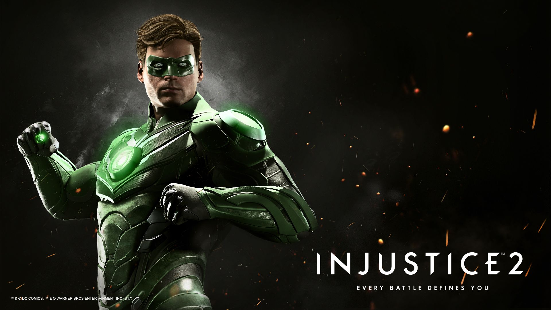 Injustice2 GREEN LANTERN Wallpaper 1920x1080 29