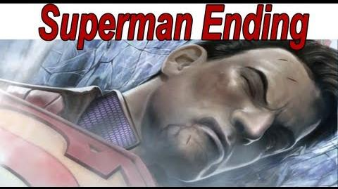 Injustice Gods Among Us - 'Superman Ending' 【HD】