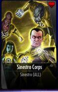 Sinestro Corps iOS