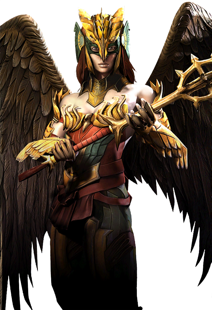 Hawkgirl Injustice Gods Among