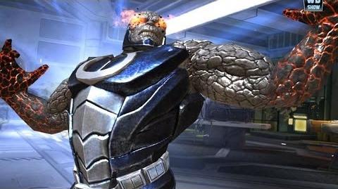 Darkseid Super Move