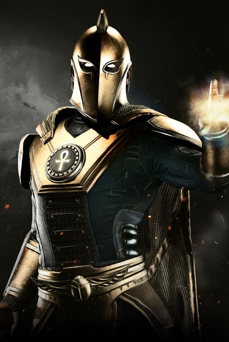 Doctor Fate | Injustice:Gods Among Us Wiki | Fandom