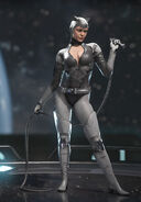 Catwoman - Shadow Thief (alt)