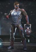 Green Lantern - American Hotshot