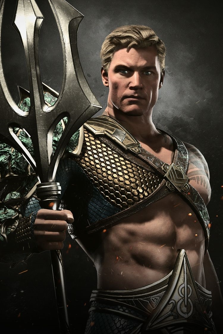 Aquaman | Injustice:Gods Among Us Wiki | Fandom
