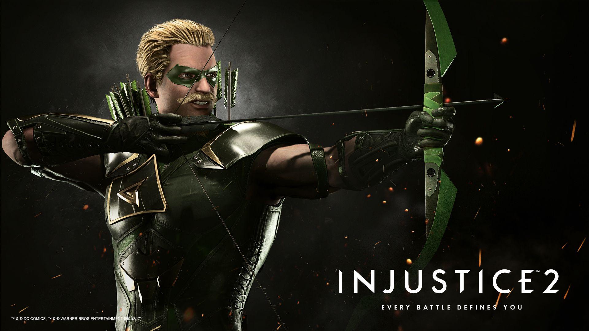 image - injustice2-green-arrow-wallpaper-1920x1080-26
