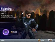 Nightwing Injustice:Gods Among Us iOS