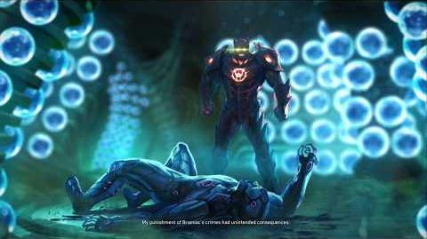 Injustice 2 - Atrocitus Ending