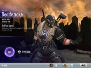 IOs deathstroke red son