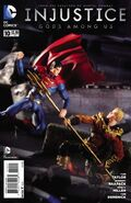 Injustice GAU PRINT 10 Cover