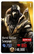 Scorpion IOS