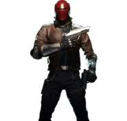 Red Hood (Character Select Render)