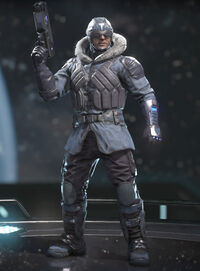 Captain Cold - Mister Snart