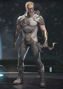 Green Arrow - God - Alternate