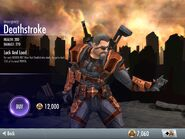 Deathstroke Insurgency iOS