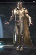 Doctor Fate - Force of Law (alt)
