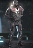 Darkseid - Uxas
