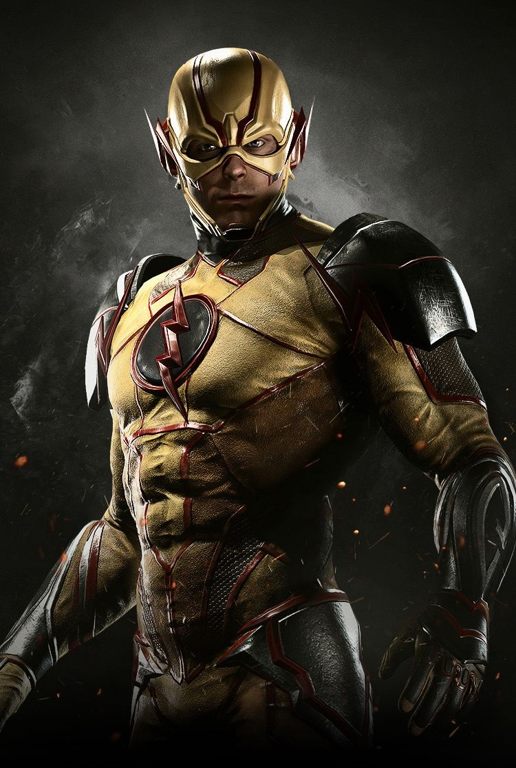 Reverse Flash Injustice Gods Among Us Wiki Fandom