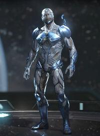 Blue Beetle - The Reach