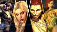 Injustice 2 - Here Come The Girls