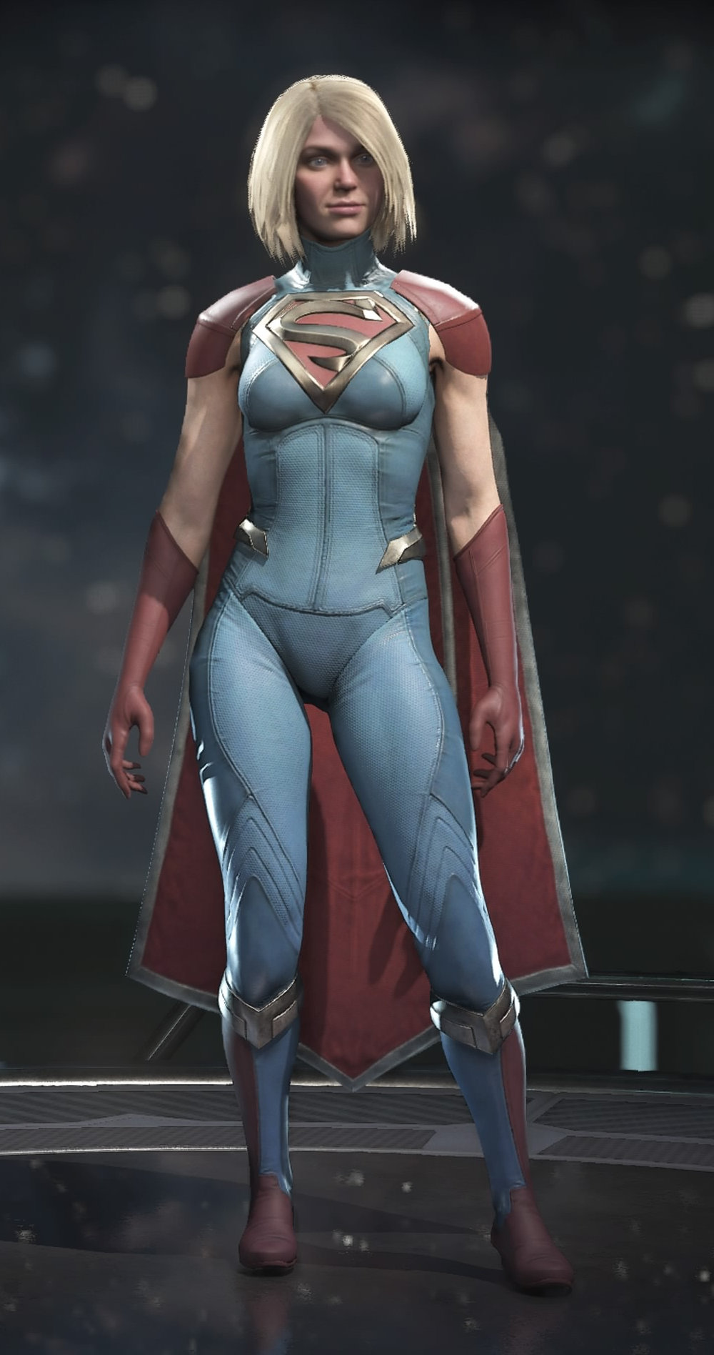 Image supergirl girl of steel alternateg injusticegods supergirl girl of steel alternateg voltagebd Gallery