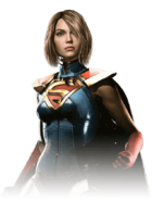 Supergirl v 2 injustice 2 render