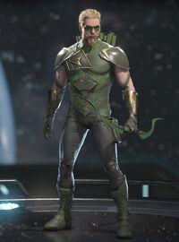 Green Arrow - Emerald Archer