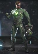 Green Lantern - Willpower - Alternate