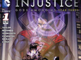 Injustice: Year Three Issue 1
