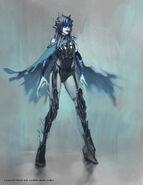 Killer Frost Concept Art