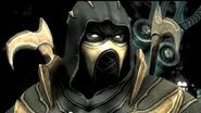 Scorpion is in Injustice somone kill me now
