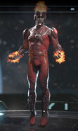 Firestorm - Demon - Alternate