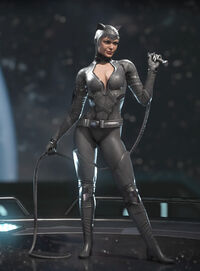 Catwoman - Thief of Thieves