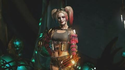 Official Harley and Deadshot Trailer - Injustice 2