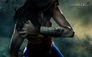 Wonder Woman Injured