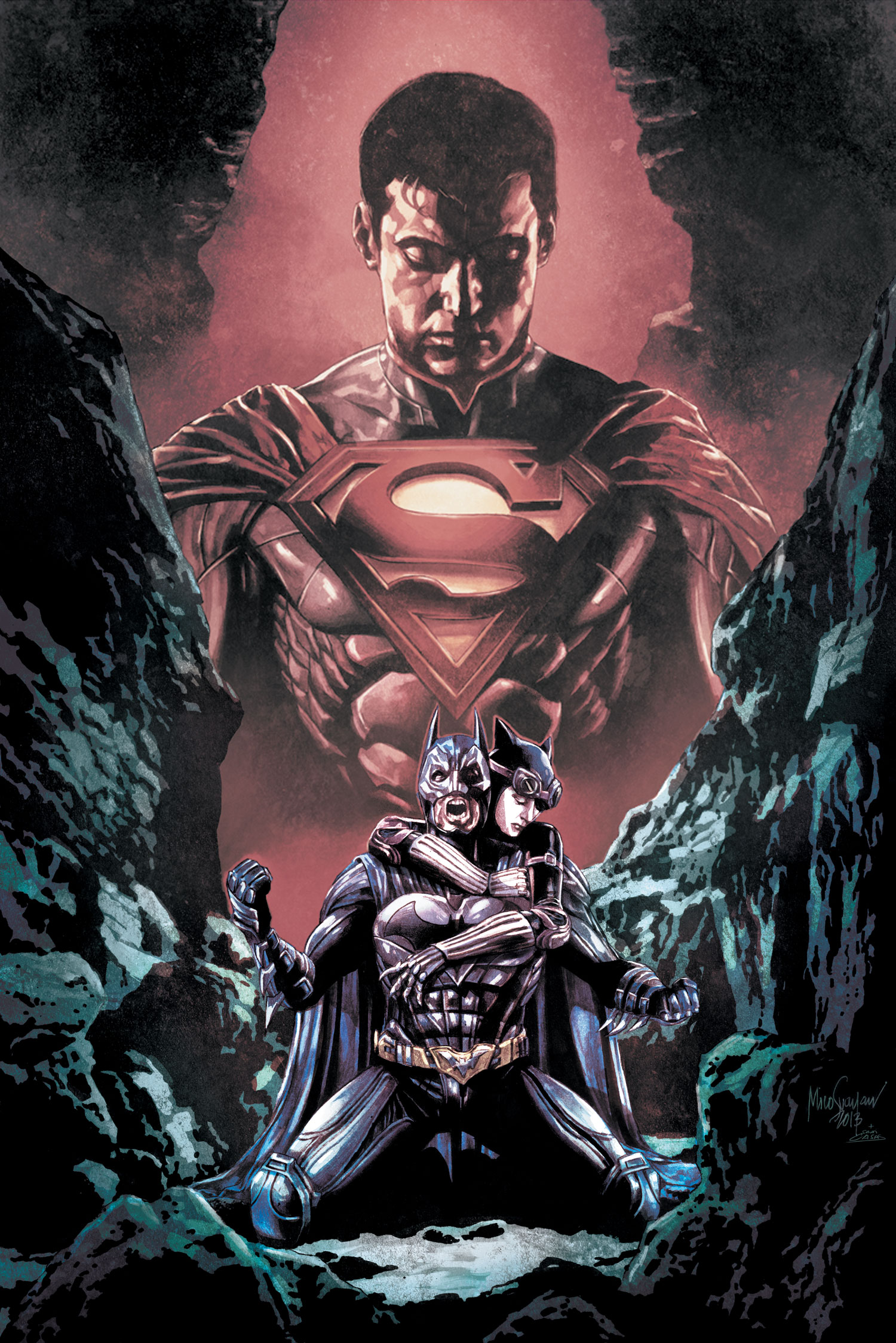 Injustice: Gods Among Us Issue 6 | Injustice:Gods Among Us Wiki | FANDOM  powered by Wikia