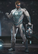 Green Lantern - Life - Alternate