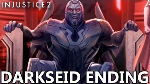 Injustice 2 - Darkseid Ending!