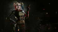 Harley Quinn - Injustice 2 - Art