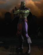Martian Manhunter in Archives