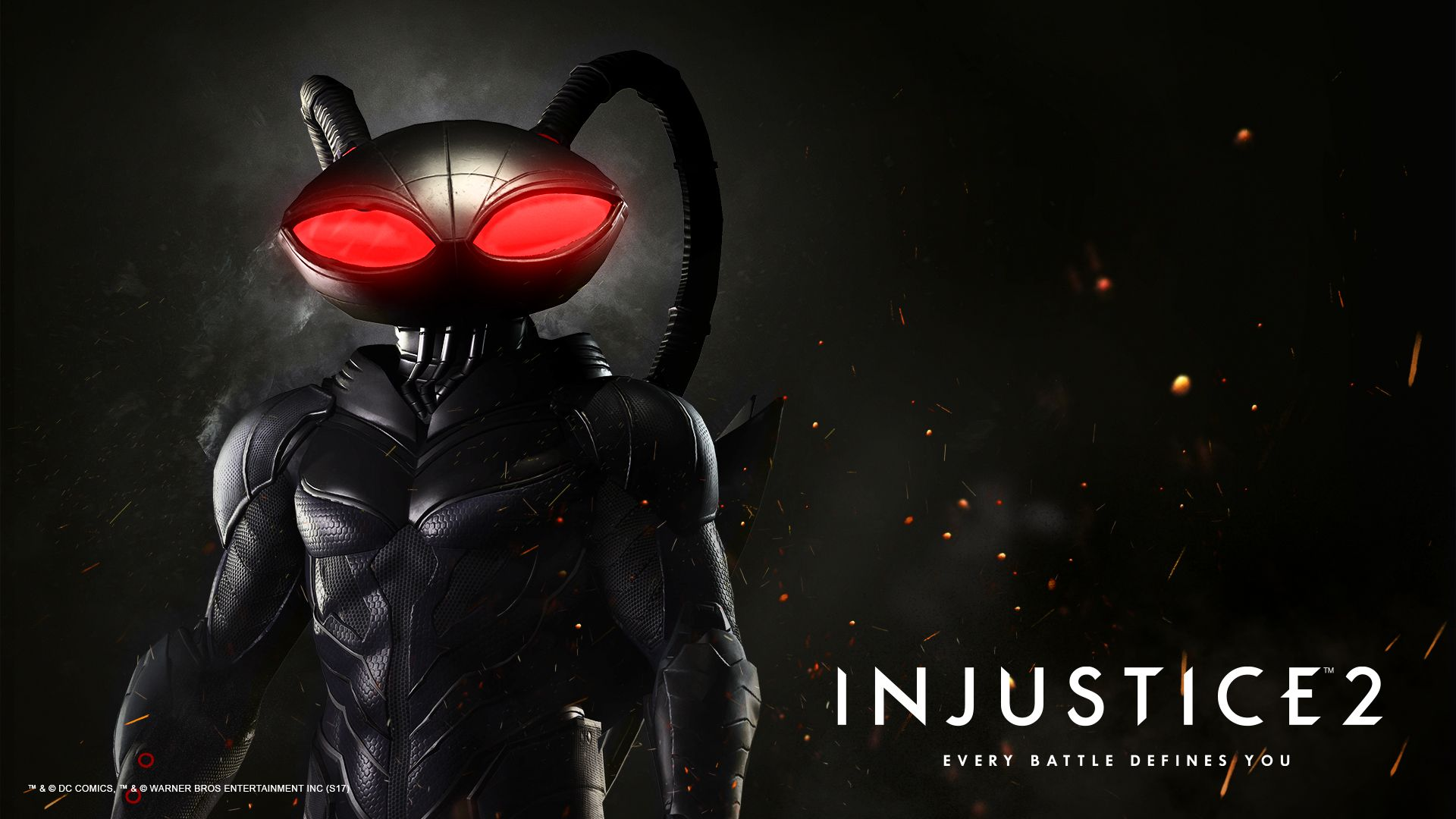 Injustice2 BLACKMANTA Wallpaper 1920x1080 84