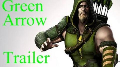 Injustice Green Arrow Reveal Trailer