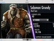 Red son Solomon Grundy ELITE III