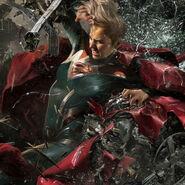 Supergirl - Injustice 2 - Art 2