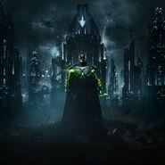 Batman - Injustice 2 - Art